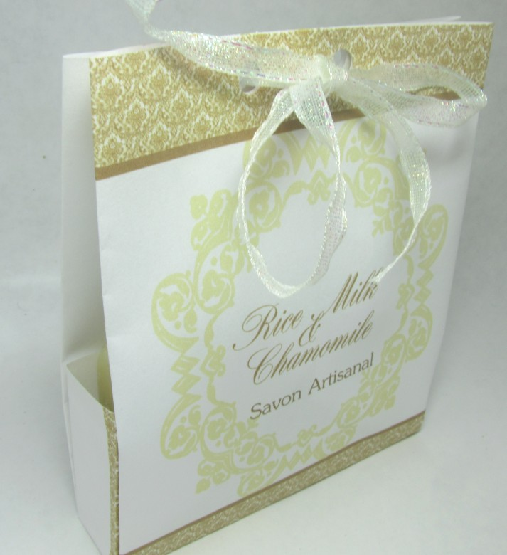 Soap Gift Bags